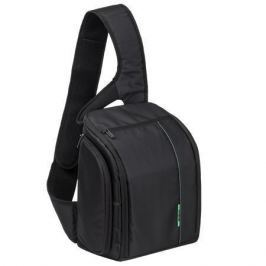 RIVACASE Messenger bag, for  DSRL digital camera,   7470 black