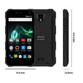 "ARCHOS 50 Saphir,5.0""1280x720 IPS,Gorilla glass4,ip68,1.5GHz QC,2GB/16GB,Android"