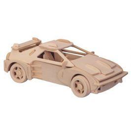 WOODEN TOY / WCK 3D dřevěné puzzle - Ferrari F-20 3D