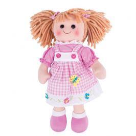 Bigjigs Toys látková panenka Eva 35 cm