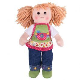 Bigjigs Toys látková panenka Sophia 35 cm