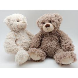 Plyšový medvěd sedící 30 cm