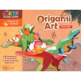AVENIR Origami obrázky - Dinosauři