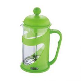RENBERG Konvička na čaj a kávu French Press 600 ml zelená