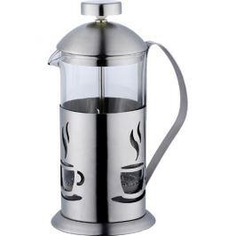 RENBERG Konvička na čaj a kávu nerez French Press 800 ml