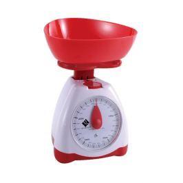 RENBERG Váha kuchyňská 5 kg, červená