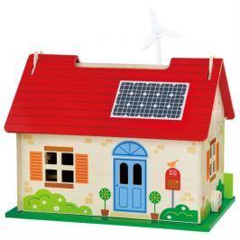 STUDO WOOD : Ekologický domeček pro panenky