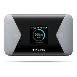 TP-Link M7310 150M 4G LTE WiFi Modem Router, SIM slot, TFT, 2000mAh, 2,4/5GHz