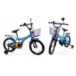 Dětské kolo 1601 BMX Veloz - modré