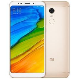 XIAOMI Redmi 5 Plus DualSIM gsm tel. Gold 4+64GB, Global