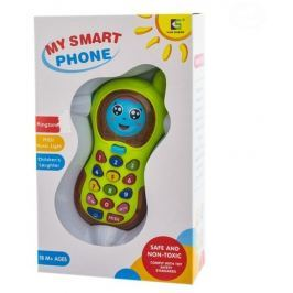 EURO BABY Interaktivní hračka - My smart phone