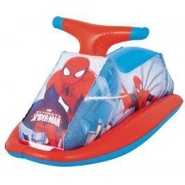 BESTWAY Nafukovací dětský skútr Spiderman