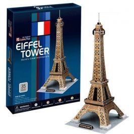 CUBICFUN Puzzle 3D Eiffelova věž - 35 dílků