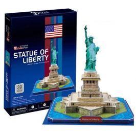 CUBICFUN Puzzle 3D Socha Svobody - 39 dílků