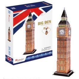 CUBICFUN 3D puzzle  - Big Ben 3D (střední), Londýn
