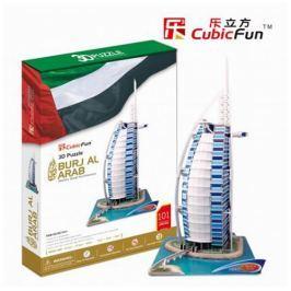 CubicFun Puzzle 3D Burj Al Arab - 101 dílků