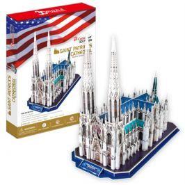CUBICFUN Puzzle 3D Katedrála Sv.Patrika - 117 dílků
