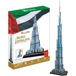 CUBICFUN 3D puzzle  - Burdž Chalífa 3D, Dubaj