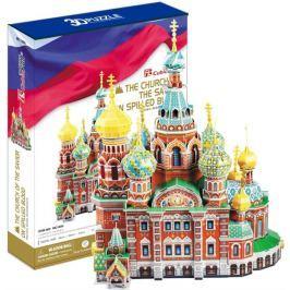 CUBICFUN 3D puzzle  - Chrám Spasitele v krvi 3D, Petrohrad