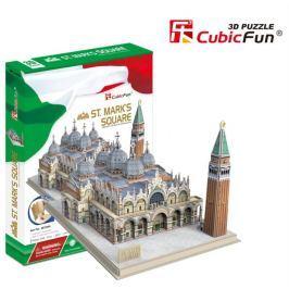 CUBICFUN 3D puzzle  - Náměstí svatého Marka