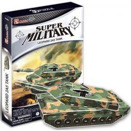 CUBICFUN Puzzle 3D Tank 2A5 - 51 dílků