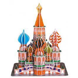 CUBICFUN 3D puzzle  - Chrám Vasila Blaženého 3D, Moskva