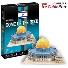 CUBICFUN 3D puzzle  - Skalní dóm 3D, Jeruzalém
