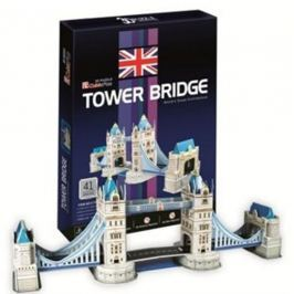CUBICFUN Puzzle 3D Tower Bridge - 120 dílků