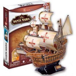 CUBICFUN 3D puzzle  - Loď Santa Maria 3D
