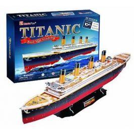 CUBICFUN Puzzle 3D Titanic - 113 dílků