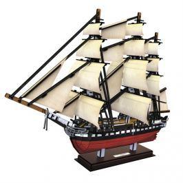 CUBICFUN 3D puzzle  - Fregata USS Constitution 193 dílků