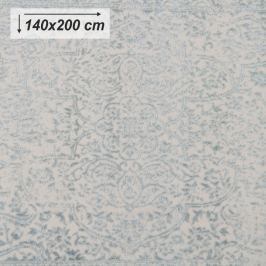 Tempo Kondela Koberec, krémový / šedý vzor, 140x200, ARAGORN