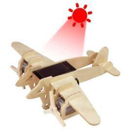 ROBOTIME 3D dřevěné puzzle  Solární vojenský bombardér P330