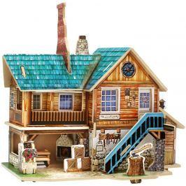 ROBOTIME dřevěná skládačka Americký domek