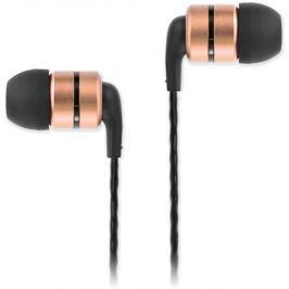 SoundMAGIC Sluchátka  E80 černá/zlatá
