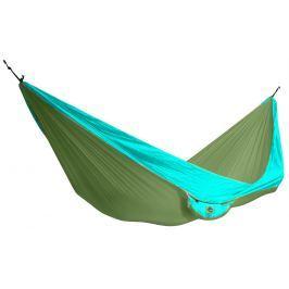 KING CAMP Houpací síť  Parachute zeleno-modrá