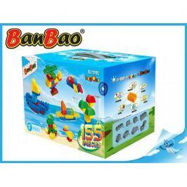 BanBao stavebnice - Young Ones - kostky velké 155ks