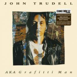 John Trudell : Aka Graffitti Man LP