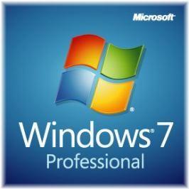 Microsoft MS Win Pro 7 SP1 32-bit/x64 Eng GGK legalizační v.