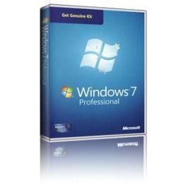 Microsoft MS Win Pro 7 SP1 32-bit/x64 SK GGK legaliz.verze