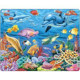 LARSEN Dětské puzzle  35 dílků Korálový útes