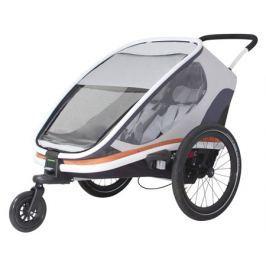 Hamax Dětský vozík   Outback 2v1, bílo-šedá