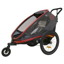 Hamax Dětský vozík  Outback One šedá