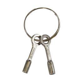 Hamax Klíčky  2ks - univerzální