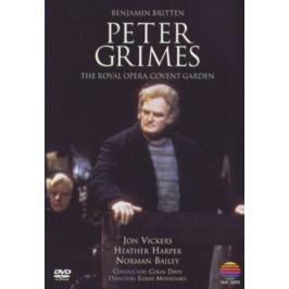DVD Britten - Davis / Peter Grimes