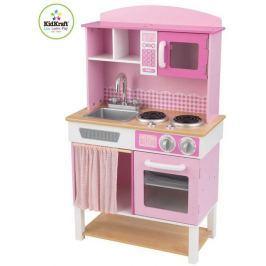 Dřevěné hračky - KidKraft Kuchyňka HOME COOKING