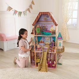 Disney KidKraft - Dřevěný domeček pro panenku -  Princezna Belle