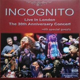 Incognito : Live In London LP