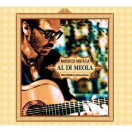 CD Al Di Meola : Morocco Fantasia