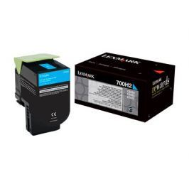 LEX 700H2 Toner high yield/Cyan